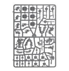 Warhammer 40000 Deathwing command squad Vente en pièces détachées
