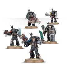 Fernkampfwaffen Pack mit Armen und Accessoires Big Pack Deathwatch Kill Team