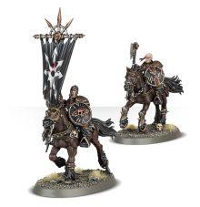 Warhammer Fantasy Chaos Marauder Barbaren Horsemen Reiter New Neu OVP