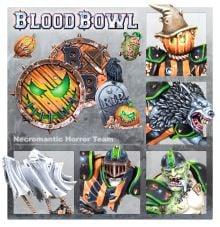 Set di Dadi del Team Necromantic Horror Games Workshop Blood Bowl