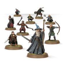 Games Workshop Lord of the Rings Sam Samwise Fellowship Hobbit Halfling LoTR GW
