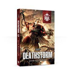Shield of Baal: Deathstorm (Hardback)