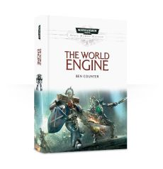 Space Marine Battles: The World Engine (Hardback)