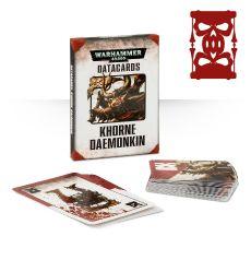 Warhammer 40,000 Datacards: Khorne