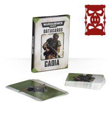 Warhammer 40,00 Datacards: Cadians