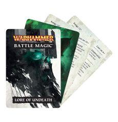 Warhammer Battle Magic: Lore of Undeath (English)