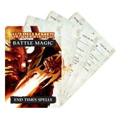 Warhammer Battle Magic: End Times Spells
