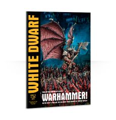 White Dwarf Issue 74