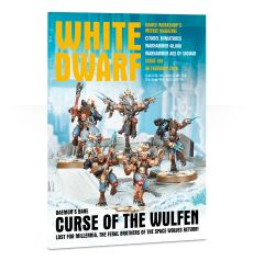 White Dwarf Issue 106