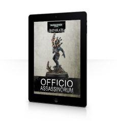 Dataslate: Officio Assassinorum (iPad)