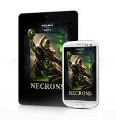 Codex: Necrons (eBook)
