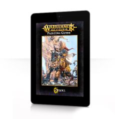 Warhammer Age of Sigmar Painting Guide (eBook Tablet)