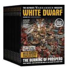 White Dwarf 12 Month Subscription