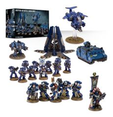 Adeptus Astartes Strikeforce