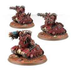 Adeptus Mechanicus Kataphron Battle Servitors - Breachers