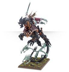 Mannfred von Carstein, Mortarch of Night