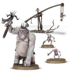 'Goblin King & Retinue