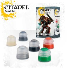 'Citadel Paints: Blood Angels