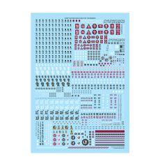 Adeptus Mechanicus Ryza Transfer Sheet