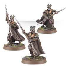 Mirkwood Armoured Spearmen