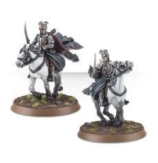 Mirkwood Armoured Elf Cavalry