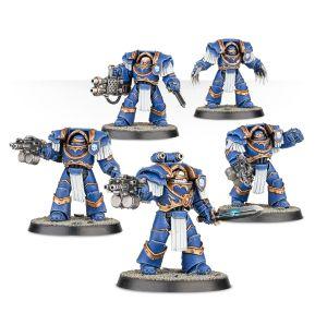 Cataphractii Terminators