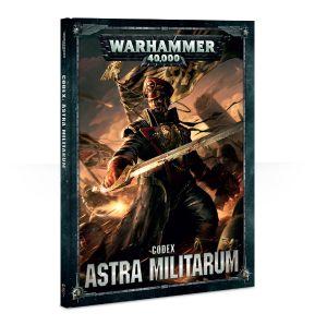 Codex: Astra Militarum (Inglés)