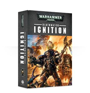 Deathwatch: Ignition (Anglais)