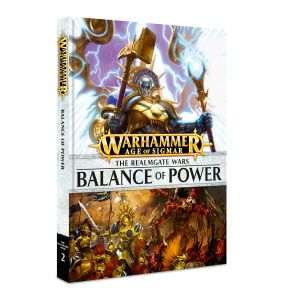 The Realmgate Wars: Balance of Power