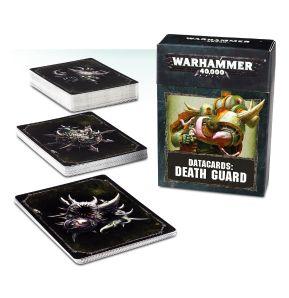Datacards: Death Guard