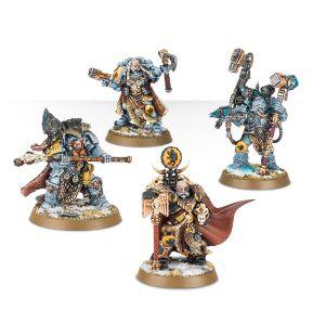 Grimnar's War Council
