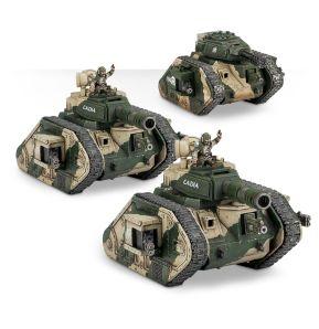 Emperor's Fist Armoured Squadron