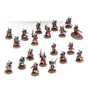 Skitarii Vanguard and Rangers