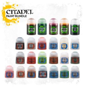 Blood Bowl Paint Bundle - The Gouged Eye