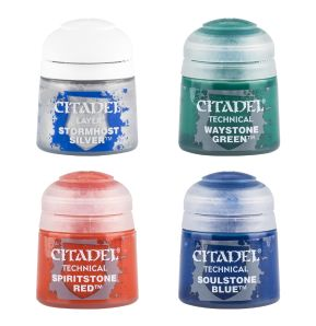 Gemstone Paint Collection