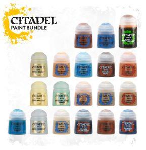Blood Bowl Paint Bundle - Dwarf Giants