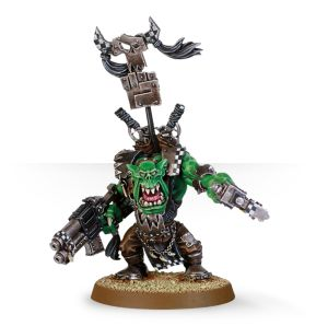 Ork Warboss with Big Choppa