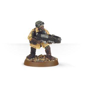 Steel Legion Plasma Gun
