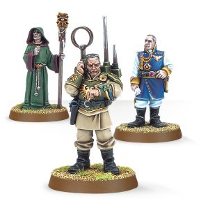 Regimental Advisors