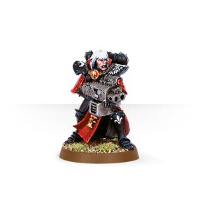 Battle Sister with Storm Bolter 2