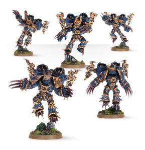 Warp Talons
