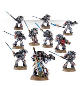 Grey Knights Strike Squad (10 models)