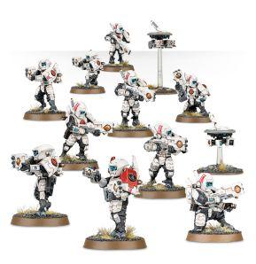 Fire Warriors Breacher Team