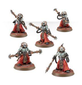 Adeptus Mechanicus Fulgurite Electro-Priests