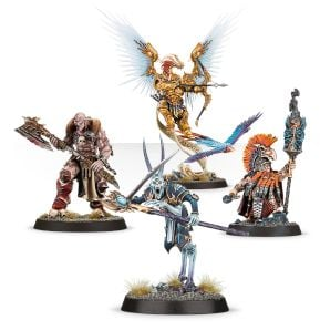Warhammer Quest Mighty Heroes