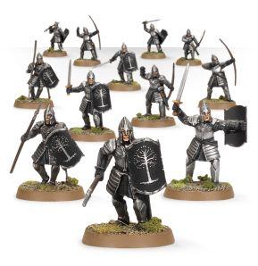 Guerreros de Minas Tirith
