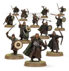 Warriors of Rohan