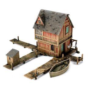 Lake-town House