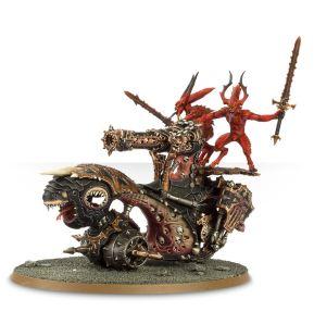 Daemons Of Khorne Skull Cannon