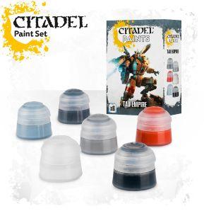 Citadel Paints: Tau Empire